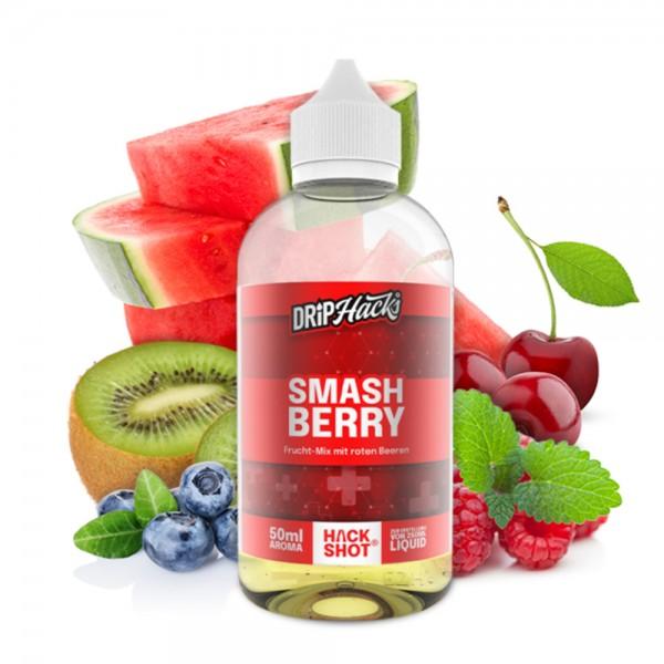 DRIP HACKS Smash Berry Aroma 50ml