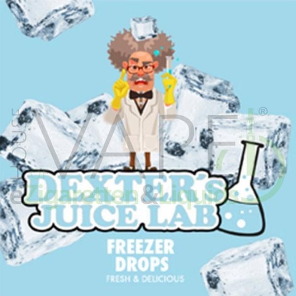 Freezer Drops Aroma von Dexter ♥ Geschmacksneutraler Kühleffekt ✔ 3% ✔ 10ml ✔ Auch in unseren Shops ✔
