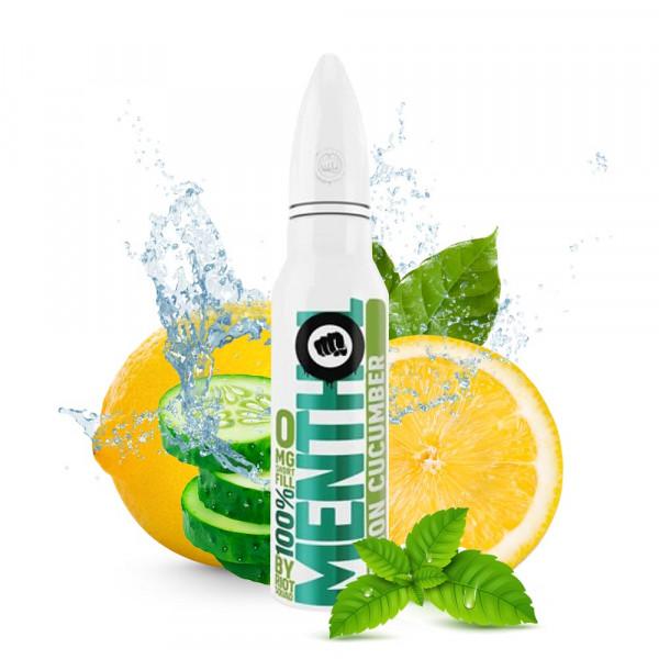 Riot Squad 100% Menthol Lemon Cucumber Shortfill