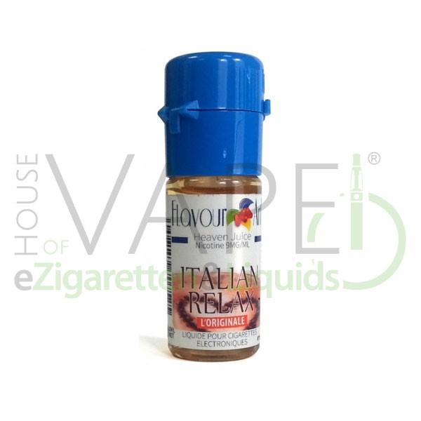 FlavourArt Liquid Italian Relax