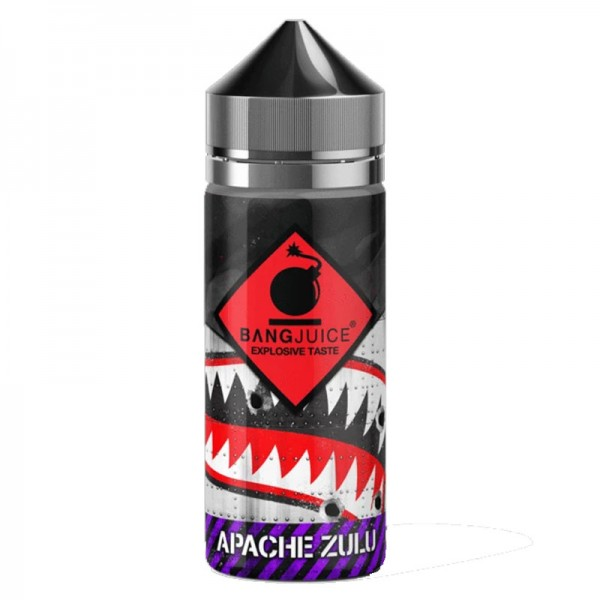 Bang Juice Division Apache Zulu ♥ Beeren & Waldfrüchte ✔
