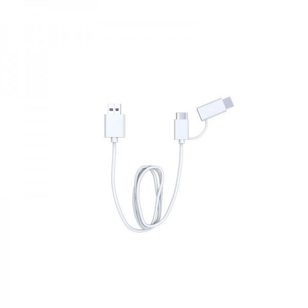 Eleaf QC 3.0 Type C USB Kabel mit Micro-USB-Adapter