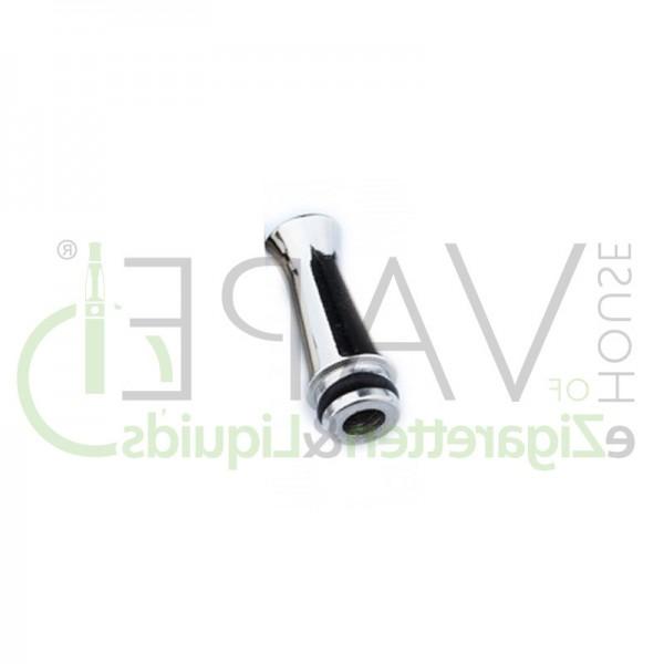 Edelstahl DripTip (Mundstück) ♥ 510er Anschluß ✔ Lebensmittelechter Edelstahl ✔