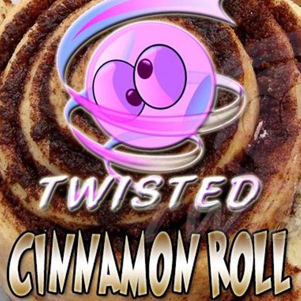 Cinnamon Roll Aroma von Twisted Vaping ♥ Zimtschnecke ✔ 3-6% Dosierung ✔ Auch in unseren Shops ✔ Ab 50€ versandkostenfrei ✔