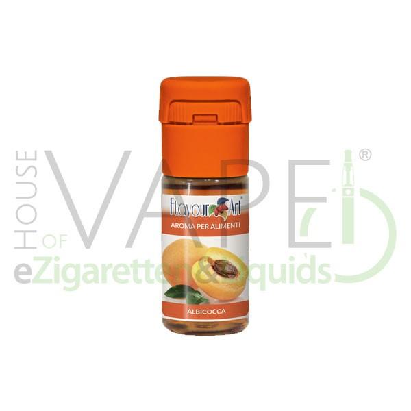 Aprikose von FlavourArt ♥ Fruchtig-süß und reif ✔ Schneller Versand ✔ 2-6% Dosierung bei 2-7 Tag Reifezeit ✔ Ab 50€ Versandkostenfrei ✔