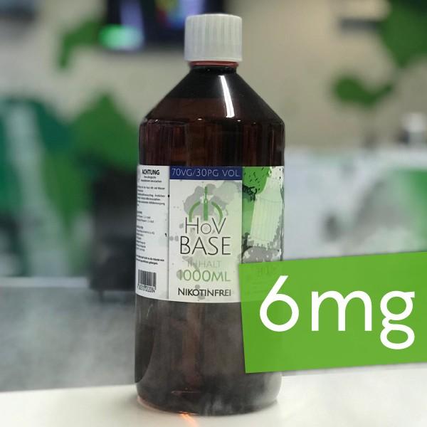 HoV Nikotinshot ♥ 70/30 VG/PG ✔ 6mg Nikotin ✔ Einfach Nikotin dosieren ✔ Als im Set mit Base verfügbar ✔ Schneller Versand ✔ In den Shops verfügbar ✔