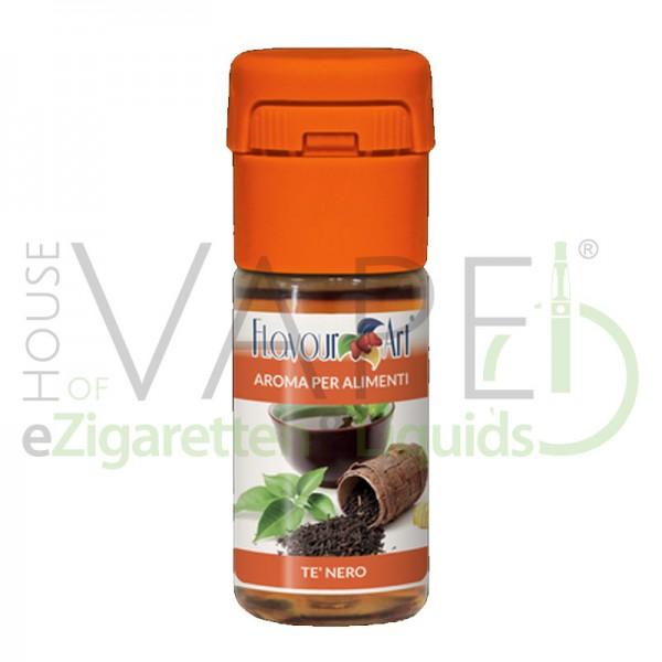 Schwarzer Tee von FlavourArt ♥ Fruchtig-herb ✔ Schneller Versand ✔ 2-6% Dosierung bei 4-7 Tag Reifezeit ✔