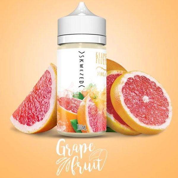 GrapeFruit Liquid von Skwezed ♥ 2x50ml Shortfill ✔ Einfach Grapefruit! ✔ Schneller Versand ✔ ab 50 Euro versandkostenfrei ✔ Jetzt in unseren Shops testen