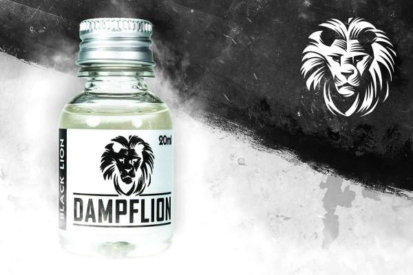 Dampflion Black Lion Aroma ♥ Kaktus, Ingwer, Menthol ✔ 8-11% ✔ 20ml ✔
