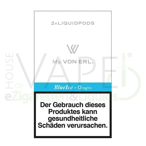 Blue Ice LiquidPOD ♥ Passen in MY Von Erl und My Blue ✔ TOP Preis ✔ Schneller Versand ✔ Günstig bestellen ✔