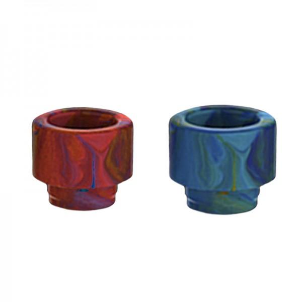 Brunhilde RTA DripTip (Mundstück) ♥ Blau oder Rot ✔ 810 Anschluß ✔ Auch in unseren Shops verfügbar ✔ Schneller Versand ✔