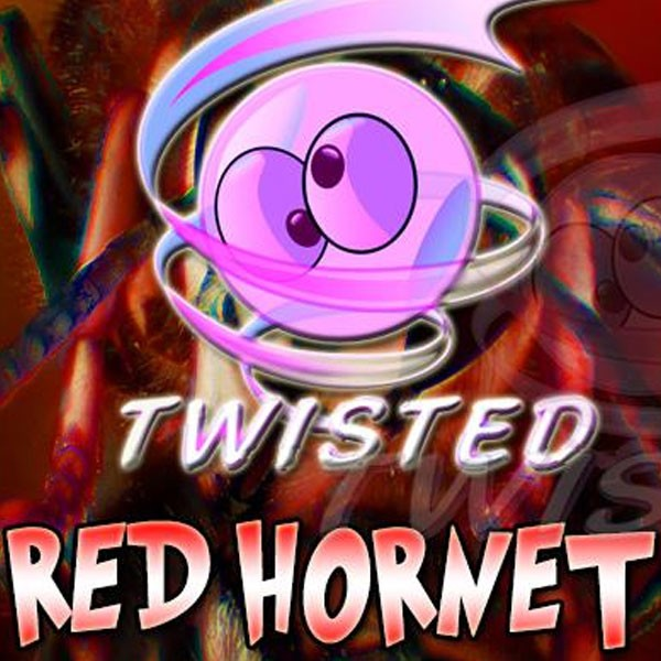 Red Hornet Aroma von Twisted Vaping ♥ Käsekuchen mit Erdbeeren ✔ 10-15% Dosierung ✔ Auch in unseren Shops ✔ Ab 50€ versandkostenfrei ✔