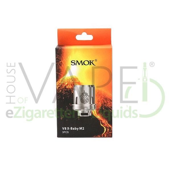 Smok TFV8 X Baby Kerne ♥ 3er-Pack ✔ Verschiedene Arten ✔ Auch in unseren Shops ✔ Schneller Versand ✔