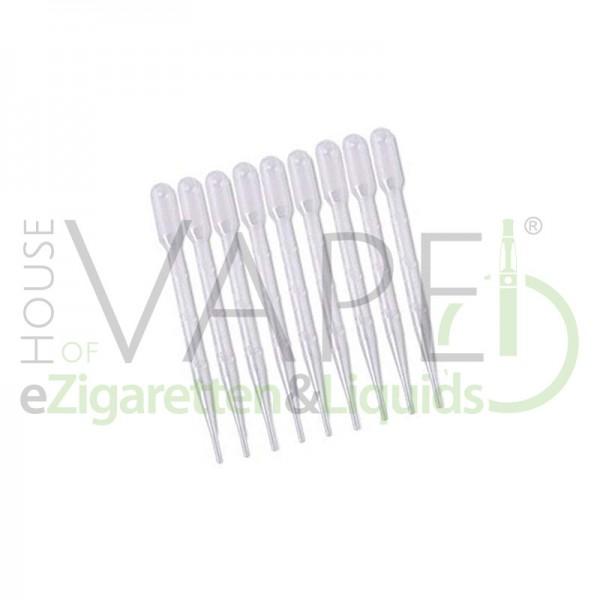 Pipette 1ml (Plastik, Einweg) ♥ Einfaches Dosieren von kleinen Mengen ✔