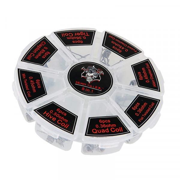 GRATIS Demon Killer Coil Wheel 8 in 1