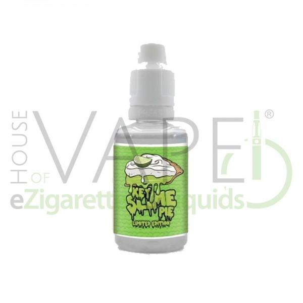 Key Slime Pie Aroma von Vampire Vape ♥ Zitrone, Kuchen, Creme ✔ 5-15% Dosierung ✔ Auch in unseren Shops ✔
