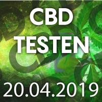 CBD Teststation im Shop Sigmaringen