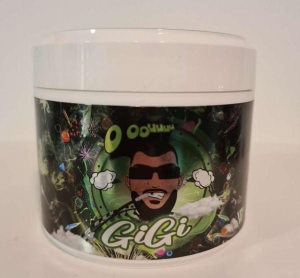 Gringo Smoke OOOUUUU Shisha Tabak GiGi 200g ♥ Kiwi, Limette ✔ Intensiver Geschmack ✔ Schneller Versand ✔