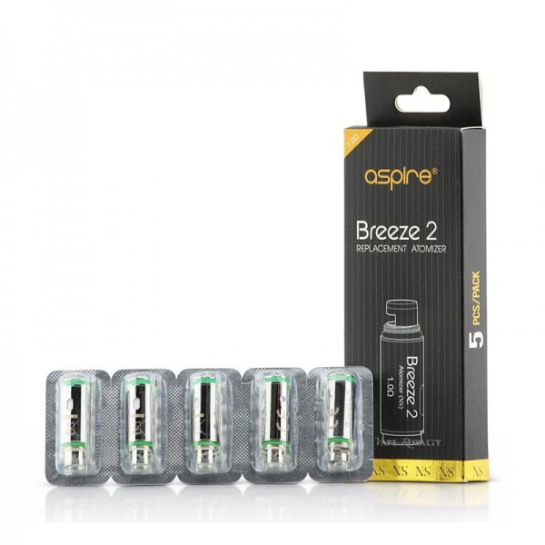 Aspire Breeze (2) U-Tech Kerne 5er-Pack