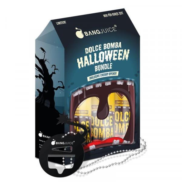 Bang Juice Dolce Bomba Halloween Bundle Edition inkl. Bottle Opener