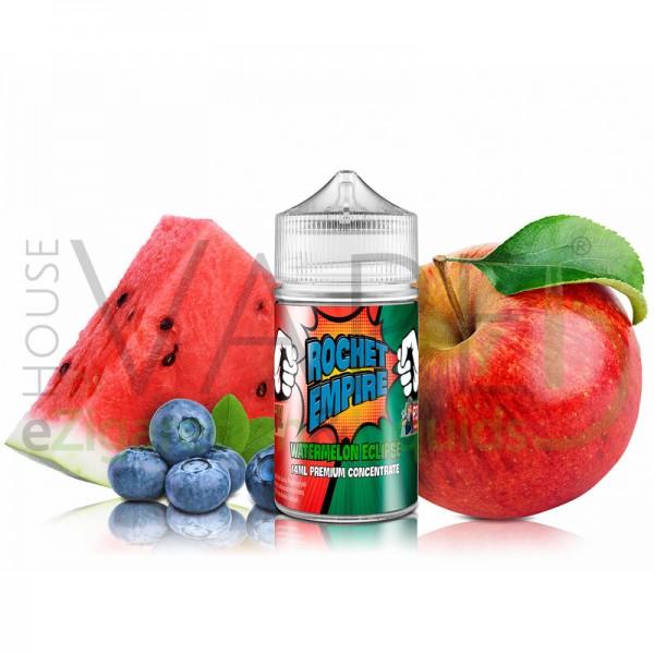 Watermelon Eclipse von Rocket Empire  ♥ Wassermelone, Apfel, Blaubeere, Zuckerwatte ✔ Auch in unseren Shops ✔