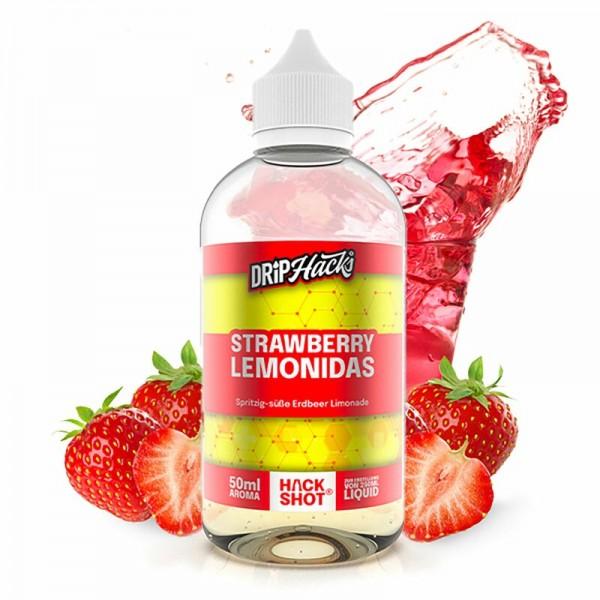 Strawberry Lemonidas Longfill