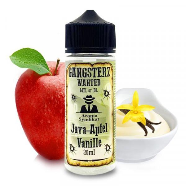 Gangsterz Java-Apfel Vanille