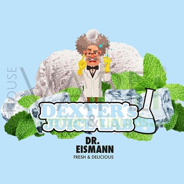 Dr. Eisenmann Aroma von Dexter ♥ Menthol, Minze ✔ 7-12% ✔ 10ml ✔ Auch in unseren Shops ✔
