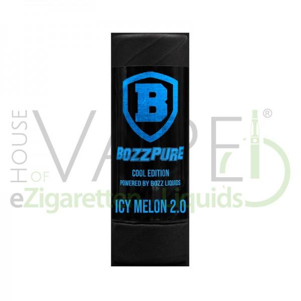 Icy Melon 2.0 Aroma von Bozz Azad ♥ Melone + Frische ✔ 5-7% ✔ 10ml ✔ Auch in unseren Shops ✔