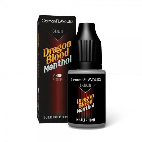 GermanFlavours Liquid Dragon Blood (mit Menthol)