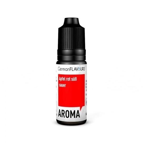 GermanFlavours Aroma Apfel Rot Süß Sauer