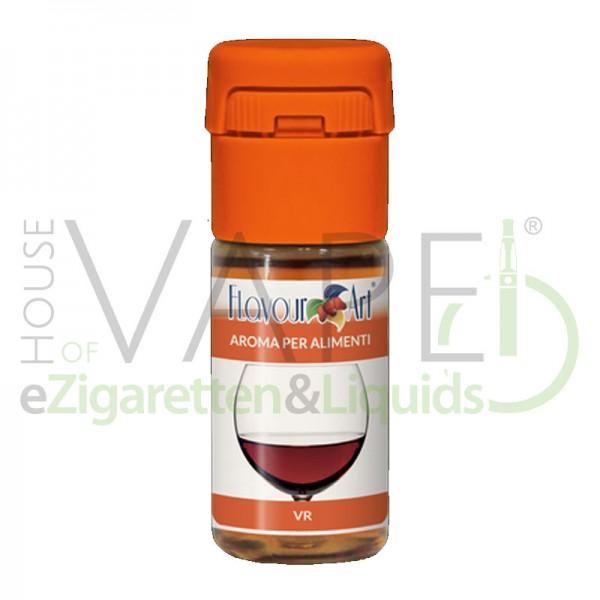 Rotwein von FlavourArt ♥ Fruchtig ✔ Schneller Versand ✔ 2-6% Dosierung bei 3-5 Tag Reifezeit ✔