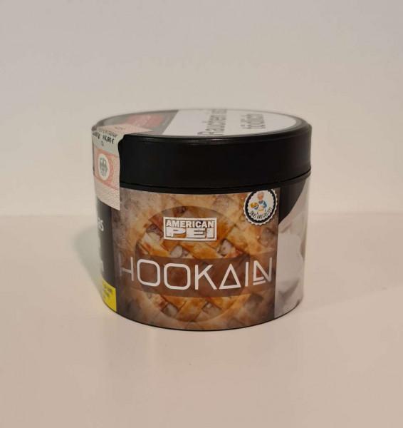 Hookain Shisha Tabak American Pei 200g ♥ Apfelkuchen ✔ Intensiver Geschmack ✔ Schneller Versand ✔