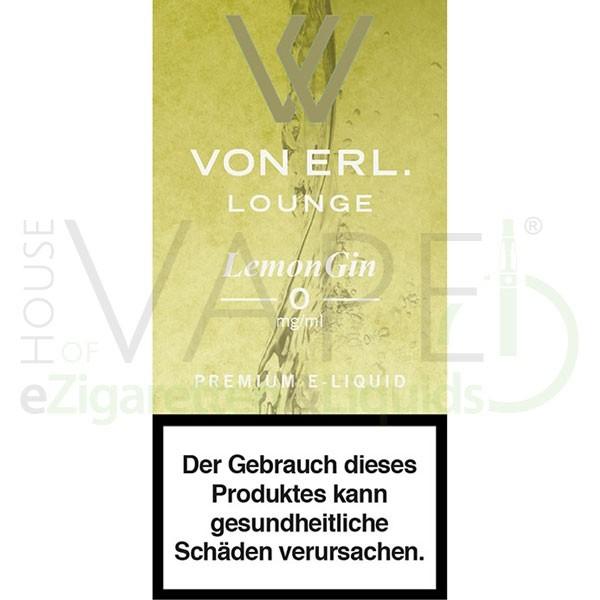 Lemon Gin Liquid von Von Erl/My Blue ♥ Gin Tonic ✔ TOP Preis ✔ Schneller Versand ✔ Günstig bestellen ✔