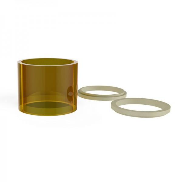 eXvape eXpromizer V4 Ersatzglas 2ml ♥ Einfacher Austausch ✔ Acryl oder Pyrex ✔ In den Shops kostenlos tauschen lassen ✔