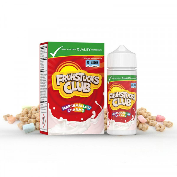 Frühstücks Club Marshmallow Charms Longfill Aroma 20ml